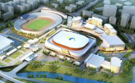 重庆巴南区CBA球馆