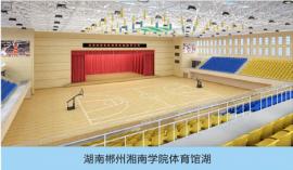 郴州湘南学院体育馆