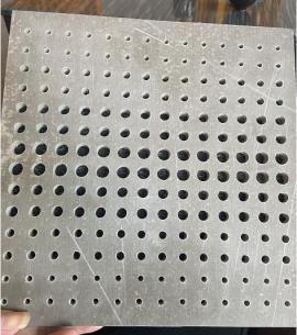 矩阵吸音板